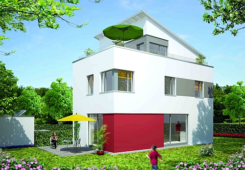 Haus - Hoch2